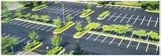 parkplatz gestalten ideen design standards for parking lot striping in florida