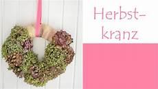 Wie Trocknet Hortensien - herbstkranz aus trockenen hortensienbl 252 ten de