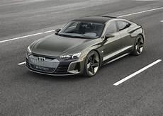 Los Angeles 2018 Audi E Gt Concept Automobile