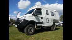 offroad wohnmobil gebraucht iveco daily 4x4 cer offroad expedition