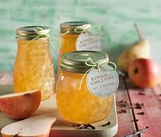 birnen einkochen nach omas rezept birnen konfit 252 re mit gew 252 rzen rezept marmelade