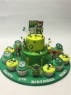 2 tier ben 10 cake celebration cakes cakeology