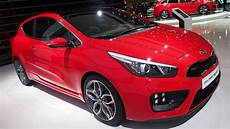 2015 kia pro ceed gt 1 6 t gdi 204 hp exterior and