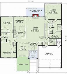 tuscan house designs and floor plans tuscan house plan with two story ceiling 59847nd