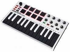mpk mini 2 akai mpk mini mk2 white thomann united states