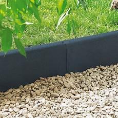 bordure de jardin en beton bordurette droite b 233 ton 50 x 16 cm noir en 2019