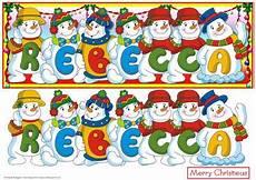 snowmen names large dl cup649163 66 craftsuprint