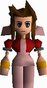Image result for Aerith FF7 Model