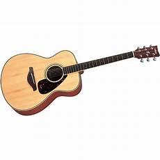 yamaha fg fs720s 6 string folk acoustic guitar ebay
