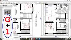 duplex house plans 30x40 30x40 4bhk duplex house plan details youtube