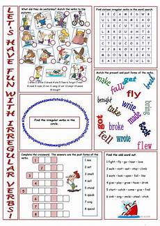 spelling irregular verbs worksheets 22601 with irregular verbs worksheet free esl printable worksheets made by teachers