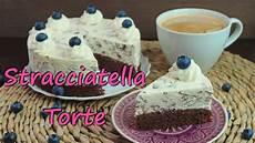 stracciatella torte backen kuchen mit stracciatella