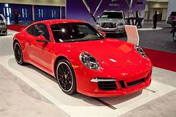 2013 Porsche 911 S  Sport Design Package Top Speed