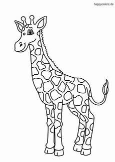 giraffe ausmalbild kostenlos 187 giraffen malvorlagen