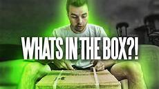 whats in the box youtube