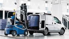 Nissan E Nv200 Kastenwagen Elektro Transporter