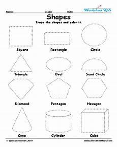 shapes ratios worksheet 1253 tracing shapes worksheet in geometry worksheets