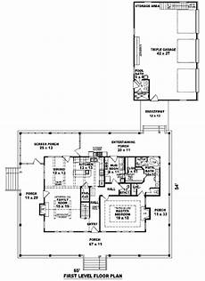 2300 square foot house plans southern style house plan 3 beds 3 baths 2300 sq ft plan