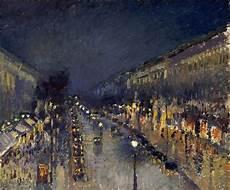 Boulevard Montmartre Effet De Nuit Wikip 233 Dia