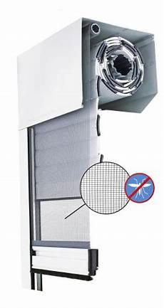 moustiquaire pour volet roulant volet roulant r 233 novation complet sur mesure voletshop