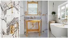 gold marble luxury glam bathroom ideas tour 2019 home decor inspo youtube