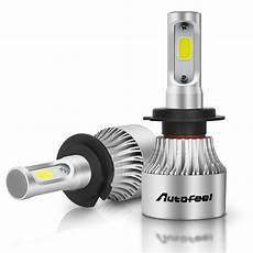 Autofeel H7 72w 16000lm 6000k Bright Single Low Beam
