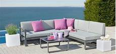 lounge möbel metall greemotion loungeset 187 costa rica 171 3 tlg ecklounge