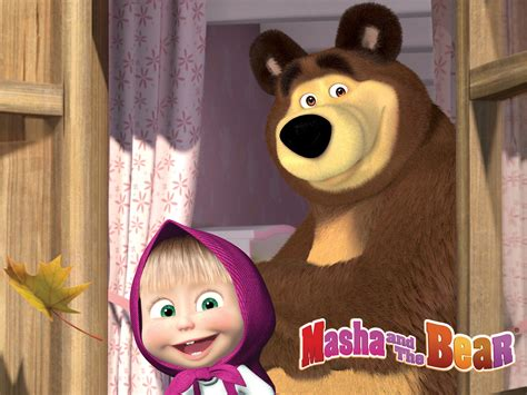 Masha And The Bear Pictures