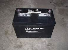 lexus gx470 battery oem battery clublexus lexus forum discussion