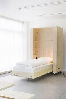 schrankbett selber bauen cama escondida muebles ahorra espacio muebles plegables
