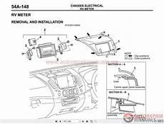 mitsubishi triton l200 workshop manual 2006 2013 auto repair manual heavy equipment