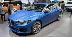 Bmw 1 Series Sedan Why It Is So Important For Bmw In China