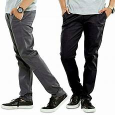 celana panjang chino celana chino pria chino pants pakaian pria elevenia