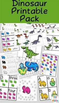 dinosaur worksheets for toddlers 15308 dinosaur preschool printable pack with