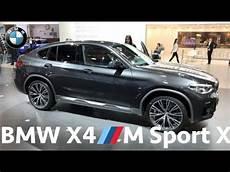 Bmw X4 M Sport X 2019 Look In 4k