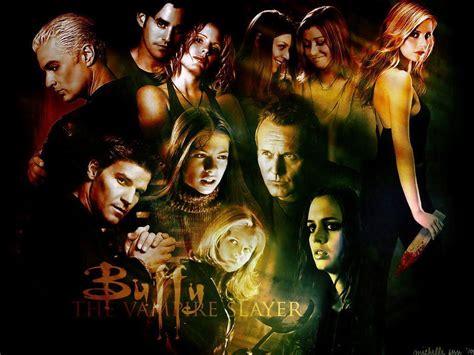 Buffy The Vampire Slayer Wallpaper