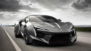 2016 W Motors Fenyr SuperSport 3 Wallpaper  HD Car