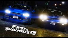 fast and furious 4 gta 5 fast and furious 4 race