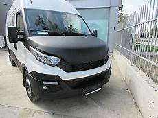 bonnet cover bra for iveco daily 2013 2016 ebay