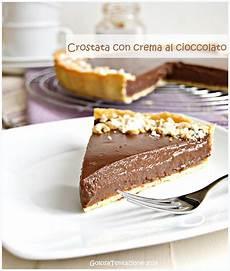 crostata con crema al cioccolato fatto in casa da benedetta golosa tentazione crostata con crema al cioccolato