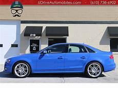 2014 audi s4 3 0t prestige limited edition nogaro blue