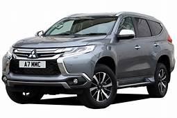 Mitsubishi Shogun Sport SUV 2019 MPG CO2 & Insurance