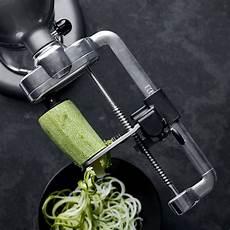 Spiralizer Kitchenaid Tool by Kitchenaid 174 Spiralizer Plus Williams Sonoma
