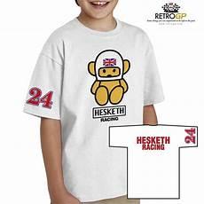 kids hesketh t shirt for hunt fans