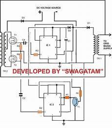 Designing A Grid Tie Inverter Circuit Circuit Diagram Centre