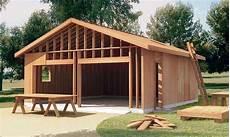 Garage An Garage Anbauen by How To Build Garage Backyard Diy Building A Garage