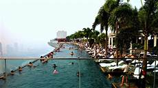 marina bay sands skypark infinity pool singapore