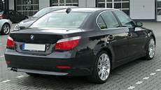 File Bmw 5er E60 Rear 20100508 Jpg Wikimedia Commons
