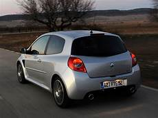 clio rs 3 clio rs 3rd generation facelift clio rs renault