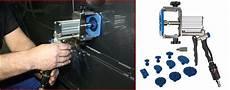 Smart Und Spot Repair Dellen Mit Druckluft Aus Dem Blech